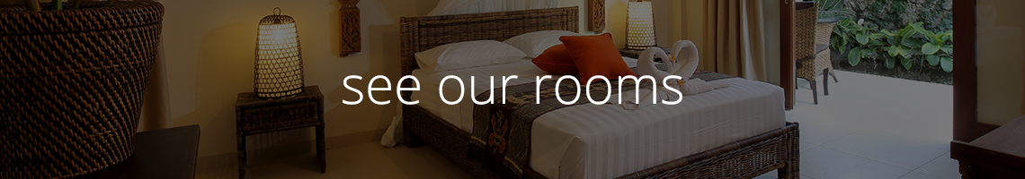 see our rooms puri bayu cottages banner