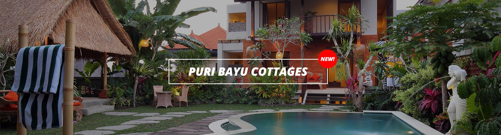 Puri Bayu Cottages Ubud